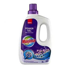 Концентрований гель для прання Mountain Fresh 3л