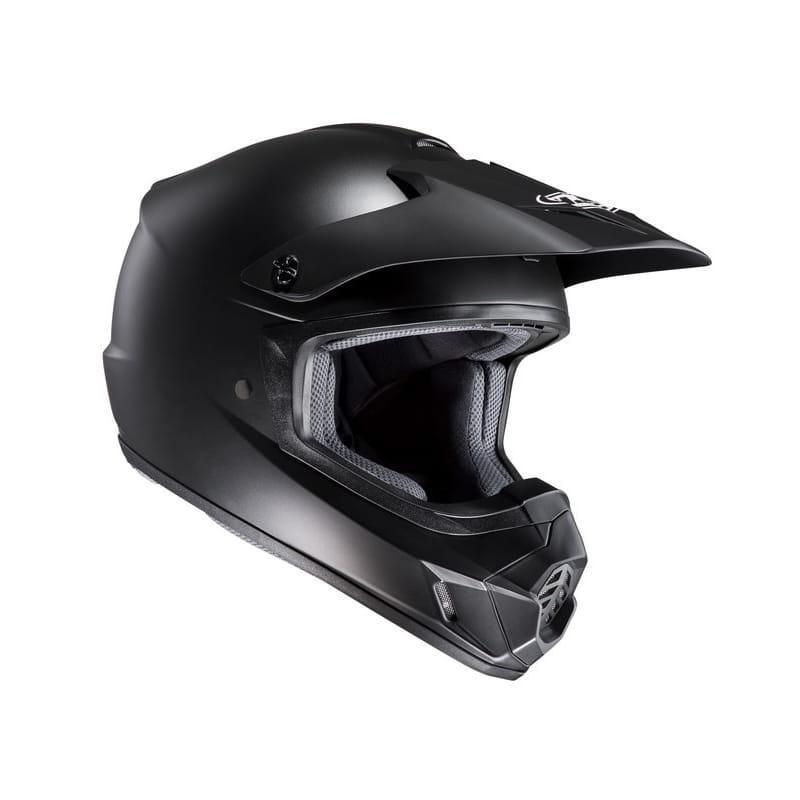 Шолом кросовий HJC CS-MX II Graffed Black