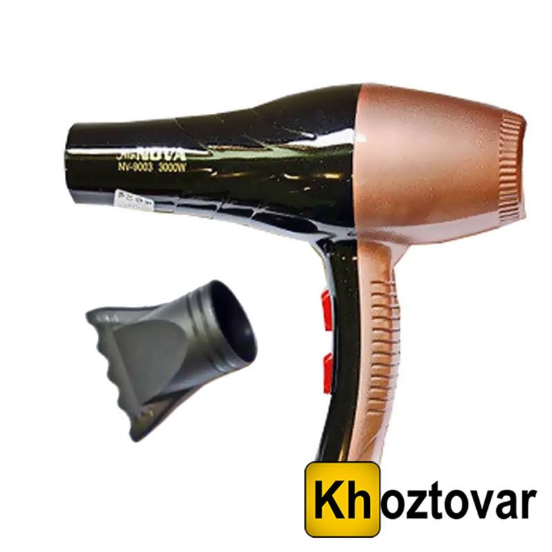 Фен для волос Nova NV-9003 3000W