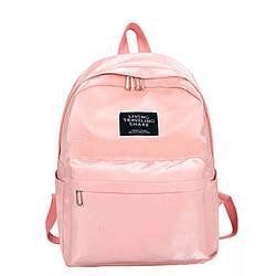 Розовый рюкзак блестящий для Школы Suunto (AV246)