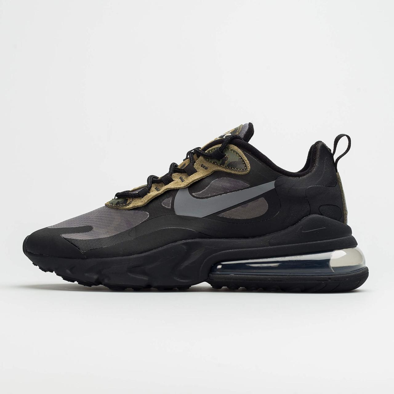 Кроссовки Nike Air Max 270 React. (CT5528-001) Оригинал