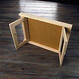 Кофейный столик для завтраков TRan3. Столик в постель, фото 4