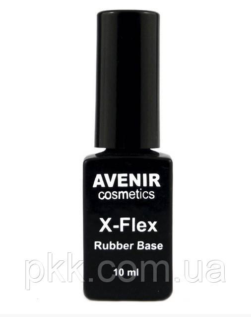 Базовое покрытие для гель-лака AVENIR Cosmetics прозрачное 10 мл AV-2113