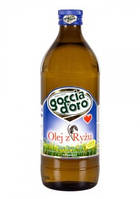 Рисовое Масло Goccia D'oro -1л (ИТАЛИЯ) - ОРИГИНАЛ