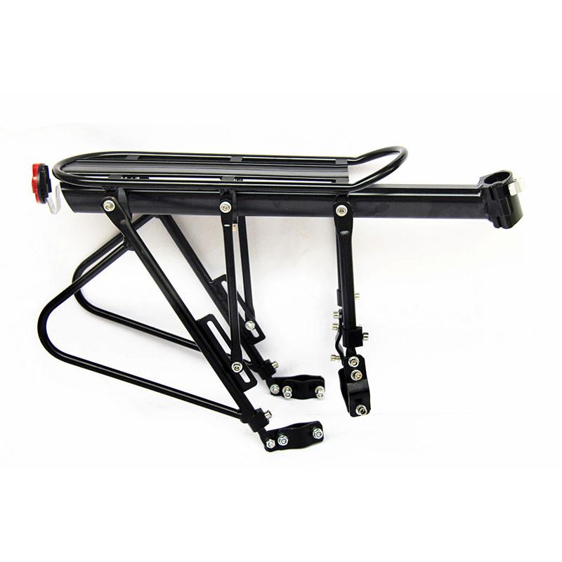 Велобагажник консольный алюминиевый усиленный