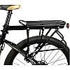 Велобагажник консольный алюминиевый усиленный, фото 3