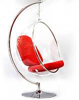 Підвісне крісло-шар BUBBLE CHAIR на стійці