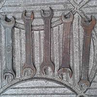Ключ рожковый 12х14мм, фото 1