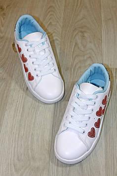 Кроссовки Chiara Ferragni белые