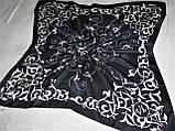 Платок Valentino шёлк, фото 2