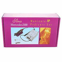 Фрезер для манікюру і педикюру Lina Mercedes 2000