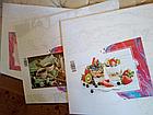 Картина по номерам Красно-белые пионы и вишни GX8082 Brushme 40 х 50 см (без коробки), фото 2