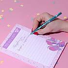 """Ручка шариковая YES """"Happy pen"""", бирюз., 1шт/уп., фото 4"""