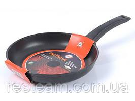 Сковородка антипригар 24 см б/к 2404П-Р