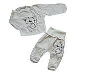 Комплект для новорожденного 2-х предмет. (кулир), фото 1
