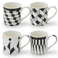 Чашка керамика Фигуры 350мл (только по 12 штук)