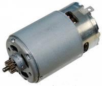 Двигатель (мотор) Metabo шуруповерта 10.8V Powermaxx BS оригинал 317004310 14 зубов