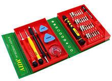 Набор инструментов AIDA AD-3801 (отвёртки, 2 удлинителя, пинцет, 2 медиатора, присоска)