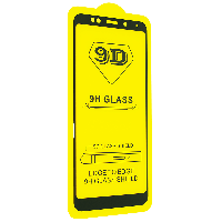 Защитное стекло 9D Glass 0.20 mm Full Glue для Xiaomi Redmi 5 Plus Black