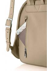Жіночий рюкзак XD Design Bobby Elle 6,5 л (P705.226) Brown, фото 3