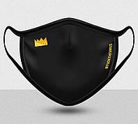 Многоразовая маска для лица FightTheVirus Crown (Size M/L)