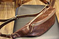 Мужская кожаная сумка. Модель 61371, фото 10