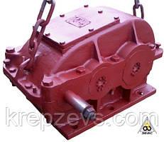 Крановый редуктор Ц2-300-12,5