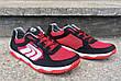 Кросівки кеди чоловічі в сіточку червоні, фото 4