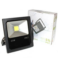 Лампочка LED LAMP 20W Прожектор White (20)
