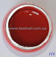 Цветной гель Canni 5 мл №115 , фото 1