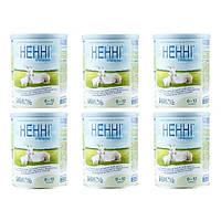 Нэнни Классика молочная смесь (0 -12m). 6х800 гр. (без пребиотиков). (6 шт.)