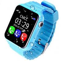 Детские наручные часы Smart V7 с онлайн мониторинг местоположения.
