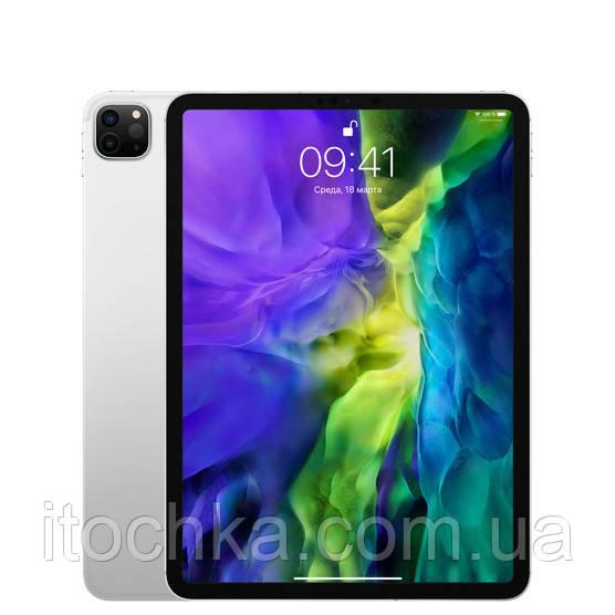 Apple iPad Pro 11 2020 Wi-Fi 256GB Silver (MXDD2)