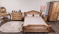 """Спальня в классическом стиле """"Надежда"""", классическая спальня от производителя, классическая спальня из дерева"""