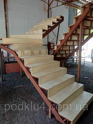 Каркаси для сходів приватних будинків, фото 2