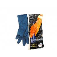 Резиновые плотные перчатки