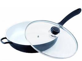 ВН-7524 Сковорода керам. 2,8л