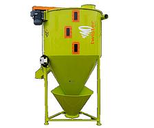 Вертикальный смеситель для сухих кормов 750