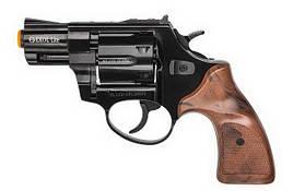 """Стартовий Револьвер Ekol Lite (2,5"""", 9,0 мм, 6 набоїв), чорний"""