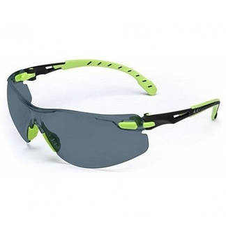 Очки Спортивные 3М для экстремального Отдыха , темно синие линзы + поролон для герметичности + Чехол