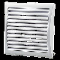 Вентс 125 ІФТ Вентилятор для тонких стен/перегородок (67/53/35мм) 5Вт, 78 м3/ч, 34дБ, с внешним блоком питания
