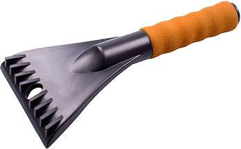 Скребок 24*10см Мягкяа ручка  Lavita LA 250332
