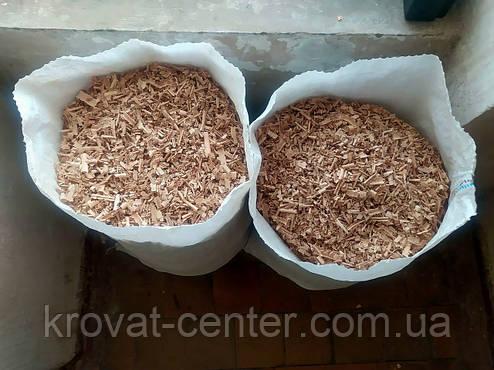 Сухие ольховые опилки для копчения (3,5 кг), фото 2