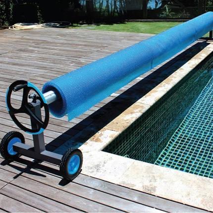 Наматывающее пристрій Kokido Alux 80 мм з підсилювачем Presto клас Люкс без трубок (ps0120025), фото 2