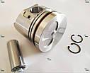 Поршень двигателя YANMAR 4TNE98 +1.00 № 129903-22940 / YM12990322940, фото 3