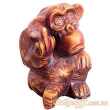 Статуетка мавпа, прикол