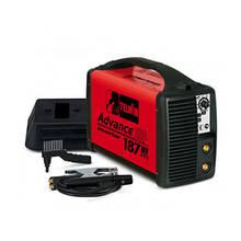 Сварочный инвертор Advance 187 MV/PFC 10-150 А Telwin 816009 (Италия)