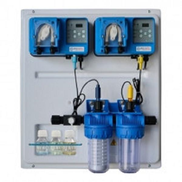 Станция дозирования Microdos MP DUAL PH-RX (pH 1,5л/ч - Rx  6л/ч) (ps0215014)