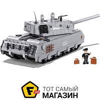 Моделист-конструктор конструктор для мальчиков от 8 лет World Of Tanks - Cobi World Of Tanks. Mauerbrecher (COBI-3032)