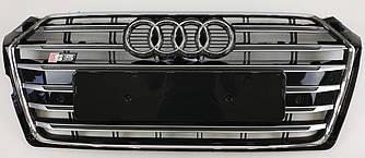 Решетка радиатора Audi A5 F5 (2016+) стиль S5